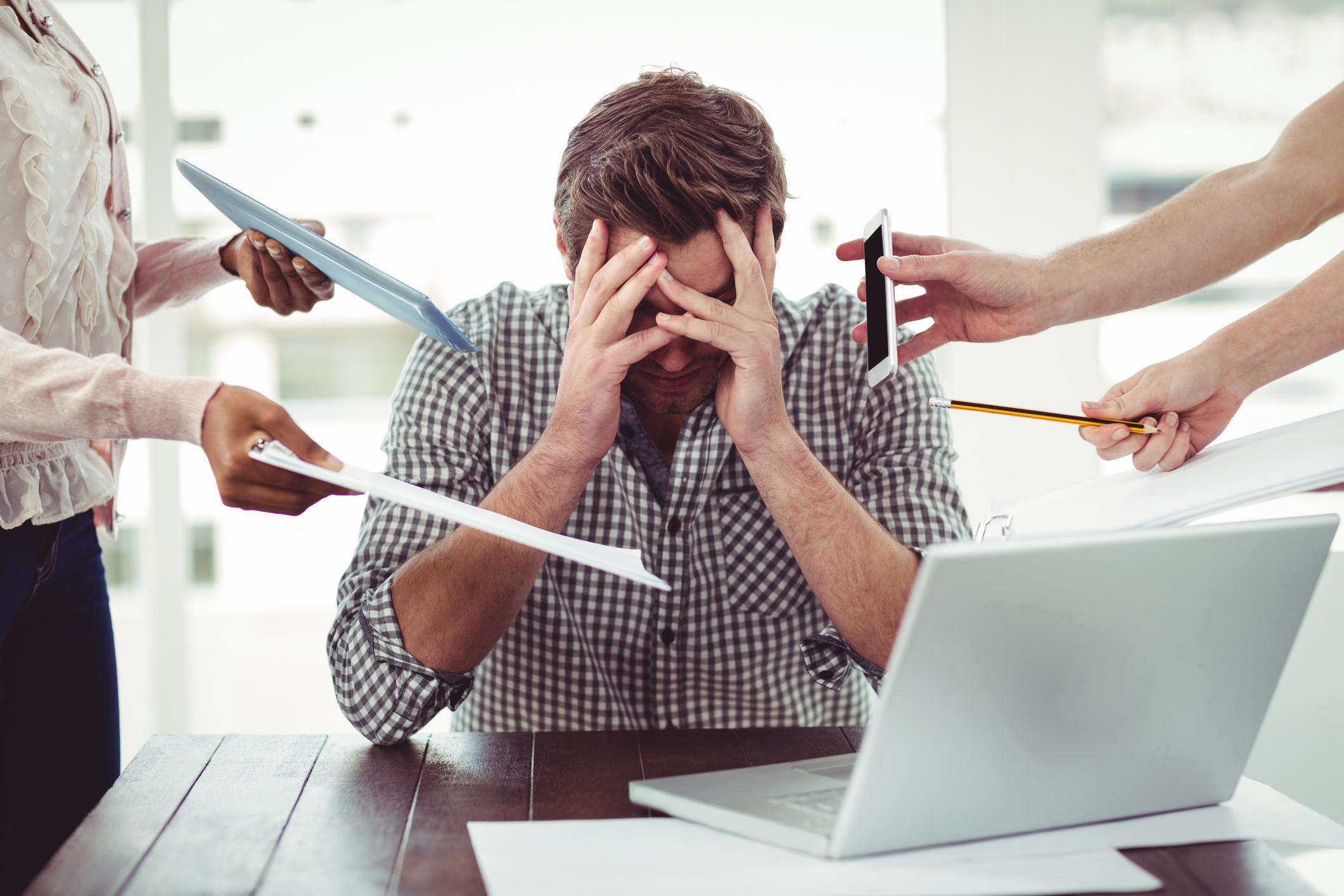psihijatrija stres