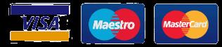 Visa-master-maestro